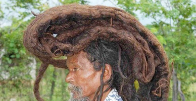 """Kinh ngạc với những mái tóc """"kỳ dị"""" nhất thế giới"""