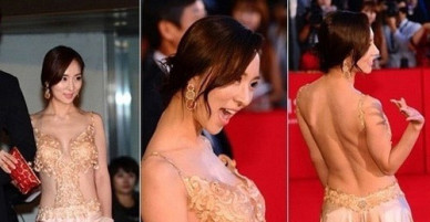 [CHÙM ẢNH] Một khi sao Hàn đã mặc hở thì còn táo bạo hơn cả sao Hollywood