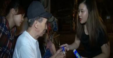 Người vô gia cư Hà Nội được khám bệnh, cấp phát thuốc miễn phí