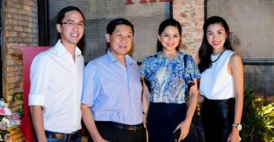 Bố mẹ chồng Tăng Thanh Hà lọt top 500 người có sức ảnh hưởng đến ngành thời trang toàn cầu