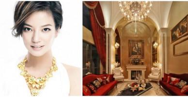 Ngọc nữ Triệu Vy sở hữu tới 8 căn biệt thự trị giá nghìn tỷ