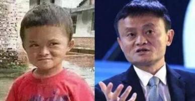 Tỷ phú Jack Ma tuyên bố chu cấp cho cậu bé nghèo có khuôn mặt giống hệt mình