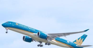 Máy bay của Vietnam Airlines không được hạ cánh vì tổ bay chưa qua huấn luyện