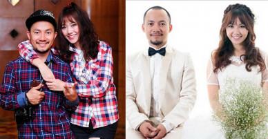 Những cặp đôi sao Việt chia tay gây ồn ào nhất năm 2016