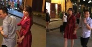"""Vợ chồng Trấn Thành – Hari Won làm """"loạn"""" phố cổ Hội An"""