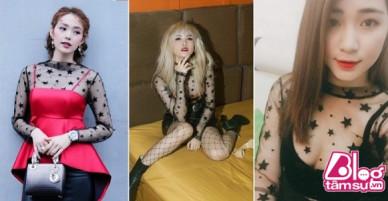 Minh Hằng mặc lại áo Thiều Bảo Trâm, Hòa Minzy và sự khác biệt gây choáng khi nhìn xuống dưới