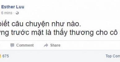 Hari Won bất ngờ đăng status về chuyện tình của Ngọc Trinh