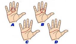 Đường tâm đạo trên bàn tay dự báo gì về cuộc đời bạn?