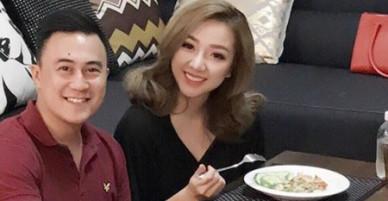 Băng Di thừa nhận đang yêu bạn thân Tăng Thanh Hà