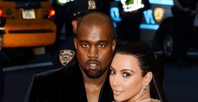 """Kim - Kanye bị """"quê"""" khi không được dự tiệc vì chỉ là ngôi sao hạng thường?"""
