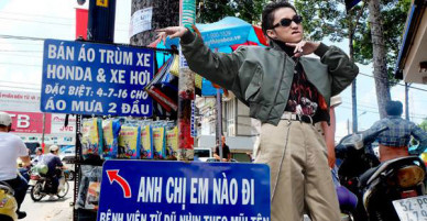 """Thời trang """"ông chú"""" của Sơn Tùng M-TP thành tâm điểm chế ảnh"""