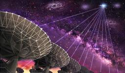 Bắt được những luồng sóng bí ẩn từ bên ngoài không gian. Phải chăng đó là người ngoài hành tinh?