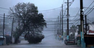 Siêu bão Irma đang nhấn chìm bang Florida - Mỹ