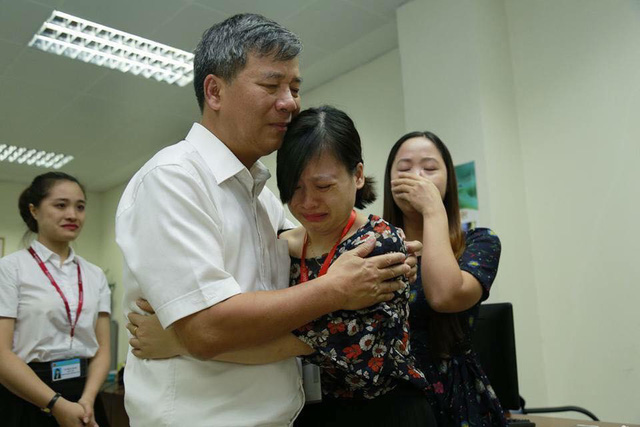 Bác sĩ Nguyễn Anh Trí, Viện truyền máu huyết học trung ương