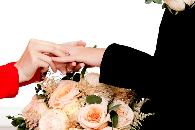 đám cưới hoa hậu Thu Thảo