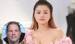 Vũ Thu Phương là người Việt Nam đầu tiên kể từng bị Harvey Weinstein quấy rối tình dục