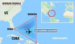Du khách biến mất khi bay qua Tam giác Quỷ Bermuda