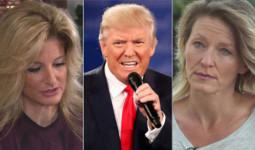 Truyền thông Mỹ tràn ngập các chiến dịch tố cáo Donald Trump tấn công tình dục nhiều phụ nữ