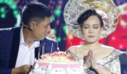 Việt Hương đón sinh nhật bên Bình Minh, Cát Tường