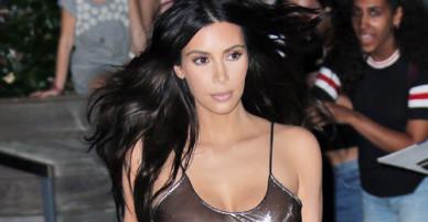 Những kiểu mặc giúp Kim Kardashian khoe ba vòng