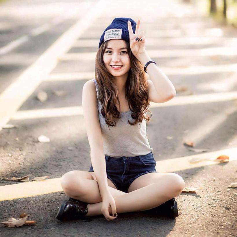 """""""Hot girl IT"""" người Việt Nam giống nữ diễn viên Hàn Quốc Kim Soo Hyun 1"""