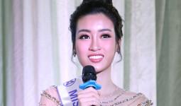 Hoa hậu Mỹ Linh: Tôi đặt mục tiêu vào Top 5 Miss World