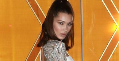 Bella Hadid ngày càng xinh đẹp, khoe dáng gợi cảm đánh bật cả các thiên thần Victorias Secret