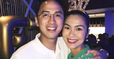 Không phải kim cương hay hàng hiệu, đây là món quà sinh nhật của Louis Nguyễn khiến Tăng Thanh Hà tấm tắc khen