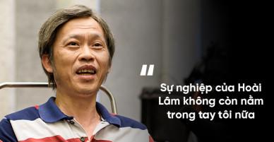 """Lần đầu tiên Hoài Linh giãi bày tâm tư thầm kín với báo chí khi """"từ mặt"""" Đàm Vĩnh Hưng, Hoài Lâm"""