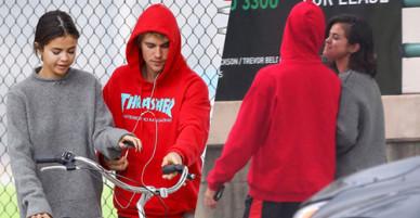 Justin Bieber và Selena Gomez ngọt ngào bên nhau như chưa từng tan vỡ