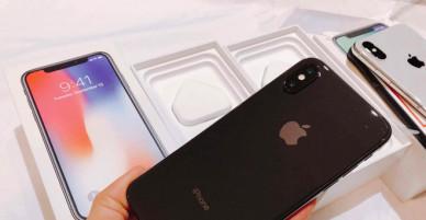 Cận cảnh 2 chiếc iPhone X đầu tiên vừa xuất hiện ở Việt Nam cách đây vài giờ