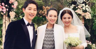 Chương Tử Di xin lỗi vợ chồng Song Hye Kyo sau đám cưới