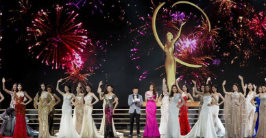 BTC HHHV Việt Nam 2017 chính thức phản hồi về việc bất chấp tổ chức Bán kết dù Khánh Hòa đang chịu thiên tai