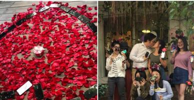 Màn cầu hôn hoành tráng với 25 chiếc iPhone X của chàng lập trình viên Trung Quốc