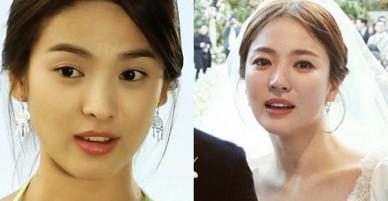 19 năm nhìn lại nhan sắc của Song Hye Kyo: Thì ra đây là lý do tường thành mãi không thể bị đạp đổ