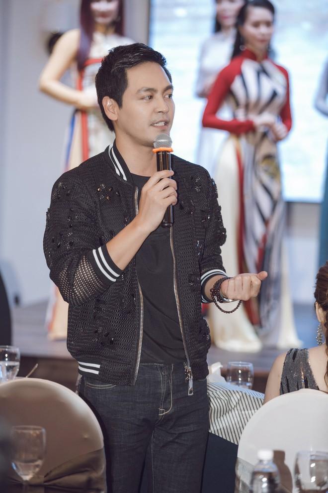 Gây xôn xao vì làm giám khảo Hoa hậu thẩm mỹ, Phan Anh nói: Vợ tôi có phẫu thuật, tôi cũng ủng hộ - Ảnh 3.