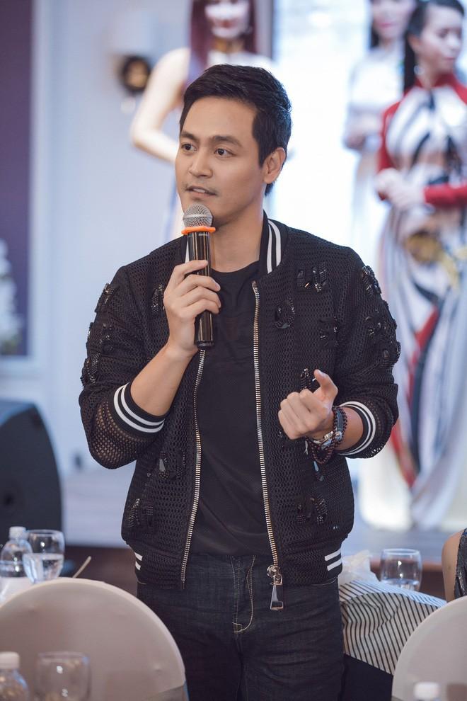 Gây xôn xao vì làm giám khảo Hoa hậu thẩm mỹ, Phan Anh nói: Vợ tôi có phẫu thuật, tôi cũng ủng hộ - Ảnh 4.
