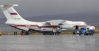 Máy bay Nga chở hàng viện trợ nhân đạo sẽ đến Cam Ranh trong chiều 8.11