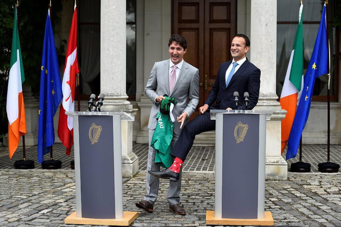 Thủ tướng Ireland Enda Kenny