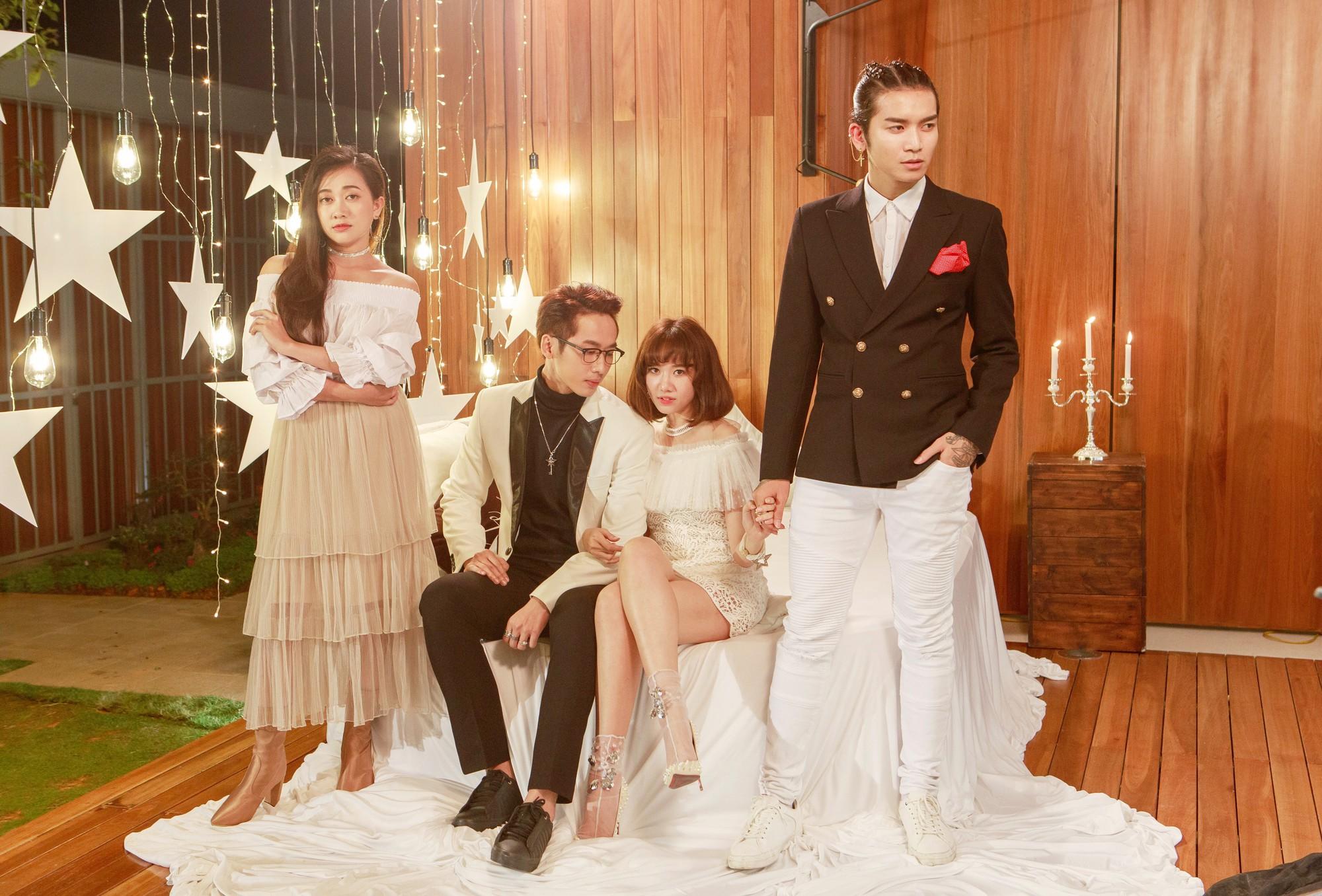 thiên ý, hariwon, hari won, trấn thành, chồng hari, bb trần, trailer, ra mắt trailer, tin8