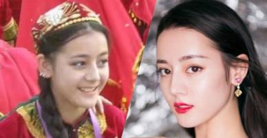 Hành trình nhan sắc của Địch Lệ Nhiệt Ba: Từ em gái nhỏ Tân Cương vút lên trở thành mỹ nhân 9X đình đám Cbiz hiện tại