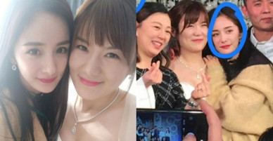 Đám cưới nhỏ bất ngờ thu hút chú ý vì sự xuất hiện xinh đẹp lấn át cô dâu của Dương Mịch