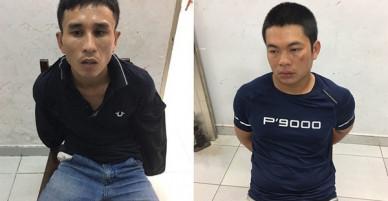 Cuớp xe máy bị phát hiện, hai tên trộm xin đưa nhóm hiệp sĩ 100 triệu đồng để được thả