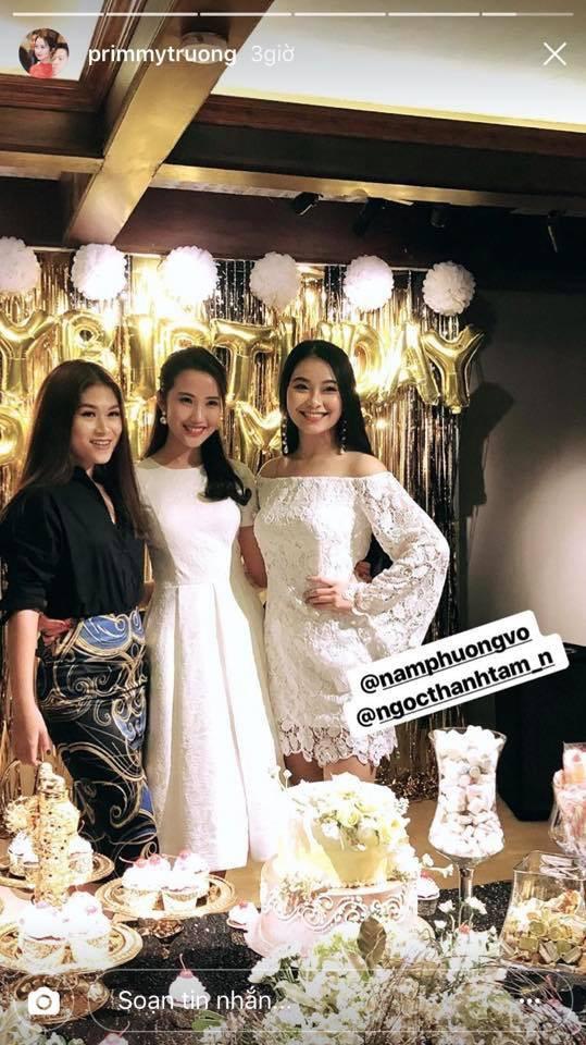 Phan Thành thừa nhận hẹn hò với Primmy Truong bằng status chúc mừng em yêu sinh nhật lãng mạn - Ảnh 2.