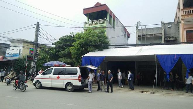 Vụ nổ ở Thái Nguyên: Công an nói do thuốc nổ, người nhà nói bị kẻ lạ gài mìn để trả thù cá nhân - Ảnh 3.