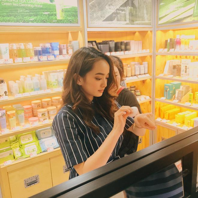 Clip khám phá Hàn Quốc siêu dễ thương của Kaity Nguyễn và hotgirl Ca sĩ giấu mặt Jin Ju - Ảnh 9.