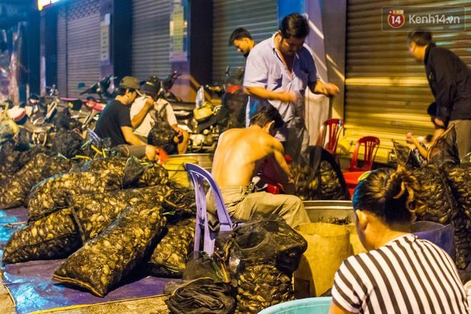 Chợ cua đặc biệt ở Sài Gòn: Suốt 50 năm chỉ tụ họp buôn bán lúc nửa đêm - Ảnh 1.