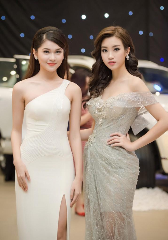 Ở chặng nước rút, Mỹ Linh vươn lên dẫn đầu bình chọn thí sinh được yêu thích nhất tại Miss World 2017 - Ảnh 4.
