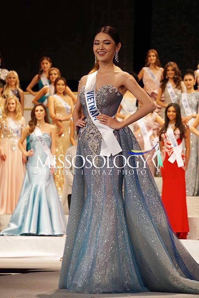 Trượt Top 15 Miss International 2017, Thùy Dung gửi xin lỗi khán giả nước nhà - Ảnh 5.