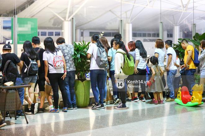 Diện đồ thể thao khoẻ khoắn, Minh Hằng nổi bật giữa sân bay lên đường đi Dubai tham dự tuần lễ thời trang quốc tế - Ảnh 10.